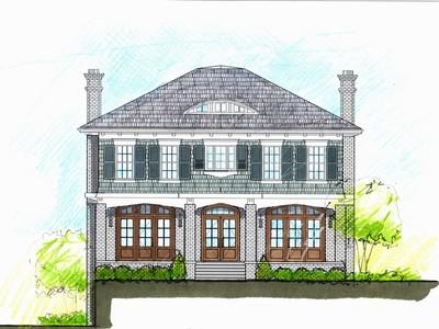 Villa for sales at New Classic Custom Home 40 Park Lane NE Atlanta, Georgia 30309 Stati Uniti