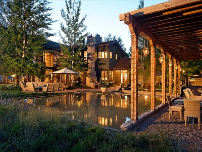 Single Family Home for sales at Serenity in Woody Creek 250 Running Mare Road Woody Creek, Colorado 81656 United States