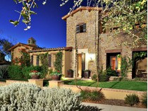 Single Family Home for sales at Located in the Most Desirable Silverleaf Guard Gated Enclave of Horseshoe Canyon 10244 E Windrunner Drive   Scottsdale, Arizona 85255 United States
