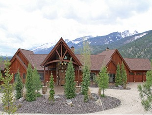 Farm / Ranch / Plantation for sales at Hidden Valley Ranch 848 Sweathouse Creek Road Victor, Montana 59875 United States