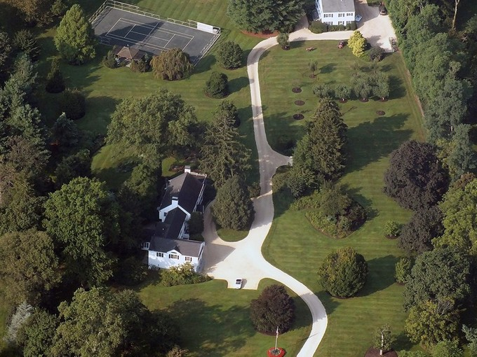 Einfamilienhaus for sales at Linden Hill 138  Bingham Ave Rumson, New Jersey 07760 United States