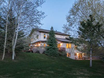 Single Family Home for sales at Let the Sun Shine In 305 Sweetbrier Road Hailey, Idaho 83333 United States