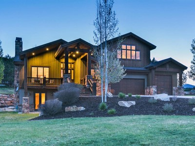 Single Family Home for sales at Outstanding Crossings Home! 34 S Lindsay Hill Rd Heber City, Utah 84032 United States