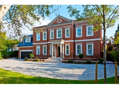 Maison unifamiliale for sales at Blenheim House Leys Road Other England, Angleterre kt220qe Royaume-Uni