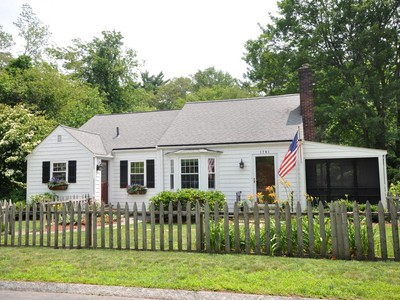 Single Family Home for sales at Country Cottage 1781 Main Street Concord, Massachusetts 01472 United States