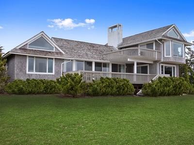 단독 가정 주택 for sales at On Moriches Bay- Remsenburg 40 Tuthill Lane Remsenburg, 뉴욕 11960 미국