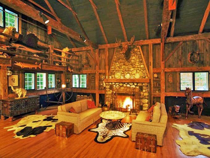 Maison unifamiliale for sales at Griswolden 399 Gaywalden Fairlee, Vermont 05045 États-Unis