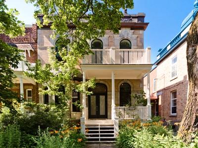 Casa para uma família for sales at Outremont 474 Av. Bloomfield  Outremont, Quebec H2V3R8 Canadá