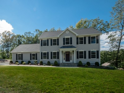 Single Family Home for sales at Brand New Quality Built Colonial 27 Nashville Rd Extension  Bethel, Connecticut 06801 United States