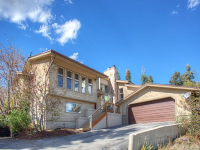 Single Family Home for sales at Sunlight Views and Seclusion 220 Parkview Dr Park City, Utah 84098 United States