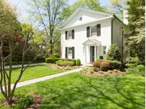 Single Family Home for sales at Spring Valley 4723 Upton Street Nw   Washington, District Of Columbia 20016 United States