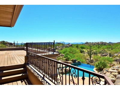 Single Family Home for sales at Exquisite Mediterranean Home in th Exclusive Golf Community of Stone Canyon 1214 W Tortolita Mountain Circle Oro Valley, Arizona 85755 United States