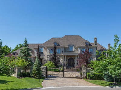 Einfamilienhaus for sales at 4.5 ACRE PALATIAL KLEINBERG ESTATE 30 Nightfall Court Vaughan, Ontario L0J1C0 Kanada