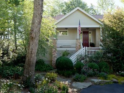 Single Family Home for sales at 573 Garnet Rock Trail  Highlands, North Carolina 28741 United States