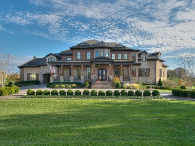 Einfamilienhaus for sales at 488 Jones Parkway  Brentwood, Tennessee 37027 Vereinigte Staaten