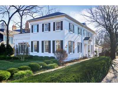 Maison unifamiliale for sales at 138 E Sixth Street 138 E 6th Street Hinsdale, Illinois 60521 États-Unis
