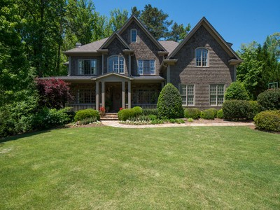Single Family Home for sales at Immaculate Home, Ready For Move In 370 Ivy Knoll Atlanta, Georgia 30342 United States