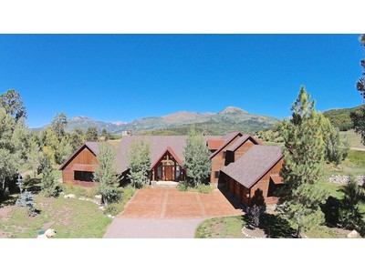 Ferme / Ranch / Plantation for sales at Indian Shadow Ranch 572 CR 124 Hesperus, Colorado 81326 États-Unis