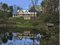 Einfamilienhaus for sales at CT Riverfront Estate 711 River Road   Lyme, New Hampshire 03768 Vereinigte Staaten