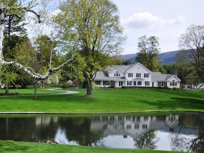 Single Family Home for sales at The Cascades 155 Cascades Road Manchester, Vermont 05254 United States
