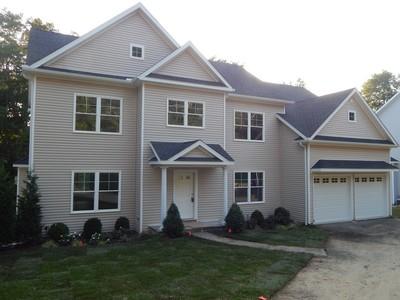 獨棟家庭住宅 for sales at New Construction 151 East Rocks Road Norwalk, 康涅狄格州 06851 美國
