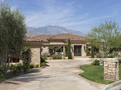 獨棟家庭住宅 for sales at Mirada Circle 31 Mirada Circle Rancho Mirage, 加利福尼亞州 92270 美國