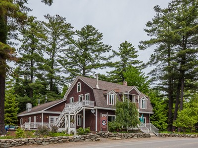 Single Family Home for sales at 55 Carey Road 55 Carry Road Rangeley, Maine 04970 United States