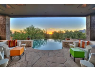 Maison unifamiliale for sales at Santa Barbara Desert Oasis in Desert Mountain 39658 N 104th Street  Scottsdale, Arizona 85262 États-Unis