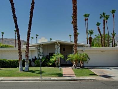 Moradia for sales at 1567 E Twin Palms Drive  Palm Springs, Califórnia 92264 Estados Unidos