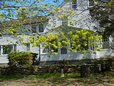 Single Family Home for sales at Waterfront Historical Home 77 Waterside Lane Clinton, Connecticut 06413 United States