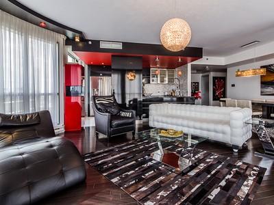 共管式独立产权公寓 for sales at Montréal 1100 Rue de la Montagne, app. 1703 Montreal, 魁北克省 H3G0A2 加拿大
