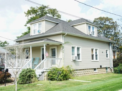 Single Family Home for sales at 505 LONG BRANCH AVE   Long Branch, New Jersey 07740 United States