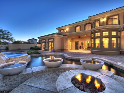 Single Family Home for sales at The Estate in Lake Las Vegas 54 Rue Mediterra Dr Henderson, Nevada 89011 United States