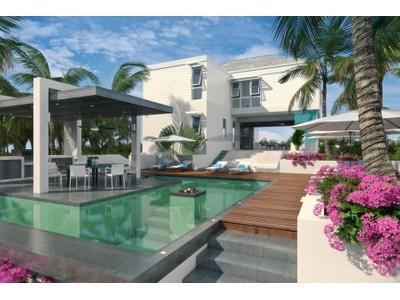 Частный односемейный дом for sales at The Dunes ~ Managed by Grace Bay Resorts North Shore Beachfront Turtle Cove, Провиденсьялес TC Теркс И Кайкос