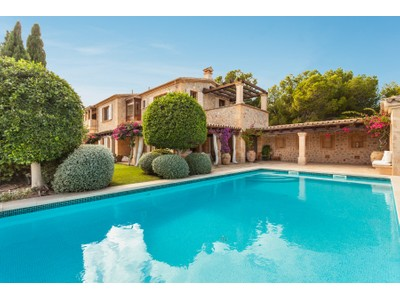 Single Family Home for sales at Mallorcan Finca with sea views in Camp de Mar  Port Andratx, Mallorca 07157 Spain