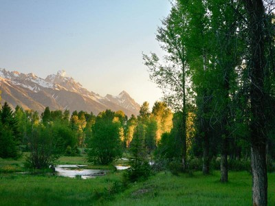 Land for sales at Spectacular Building Site North of Town Ranch 3A and 3B of the Bar B Bar North Jackson Hole, Wyoming 83001 United States