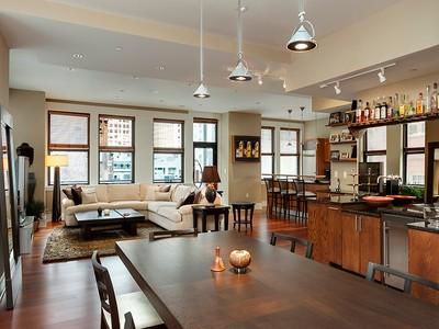 Condominium for sales at The Chelsea 1515 Locust Street - Unit 400  Avenue Of The Arts, Philadelphia, Pennsylvania 19102 United States