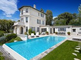 Maison unifamiliale for sales at Belle Epoque Luxury villa with panoramic sea views4  Cap D'Antibes,  06160 France