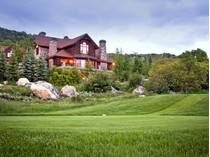 Single Family Home for sales at The Sanctuary 2275 Golf View Way   Steamboat Springs, Colorado 80487 United States