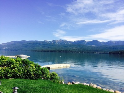 Copropriété for sales at Whitefish Lake Condo 1130 Birch Point Dr #A1 Whitefish, Montana 59937 États-Unis