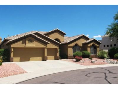 단독 가정 주택 for sales at Timeless Floorplan on Cul-de-Sac in Great Desert Ridge Location 4804 E Hashknife Rd  Phoenix, 아리조나 85054 미국