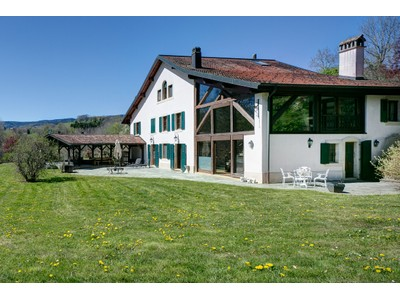 Tek Ailelik Ev for sales at In a rural setting Magnificent renovated farmhouse  Other Vaud, Vaud 1268 Isviçre