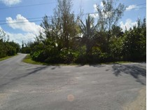土地 for sales at Ocean Boulevard Lots Treasure Cay, アバコ バハマ