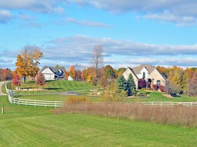 Moradia for sales at Hadley Township 4326 W Brocker Road N   Metamora, Michigan 48455 Estados Unidos