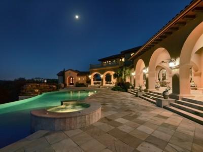 Nhà ở một gia đình for sales at Italian Villa in Barton Creek 7900 Escala Dr Austin, Texas 78735 Hoa Kỳ
