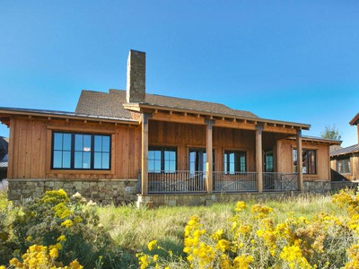 一戸建て for sales at Luxury Promontory Trappers Cabin 3618 Blue Sage Trail Park City, ユタ 84098 アメリカ合衆国