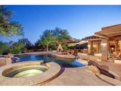 Single Family Home for sales at Stunning North Scottsdale Property 8617 E Los Gatos Drive Scottsdale, Arizona 85255 United States