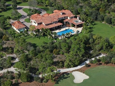 Maison unifamiliale for sales at 209 Bear's Club Drive at The Bear's Club   Jupiter, Florida 33477 États-Unis