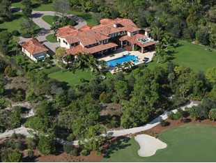 Single Family Home for sales at 209 Bear's Club Drive at The Bear's Club  Jupiter, Florida 33477 United States