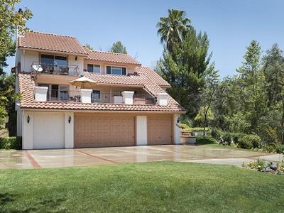 Maison unifamiliale for sales at Calabasas Mulholland Corridor 24633 Mulholland Hwy Calabasas, Californie 91302 États-Unis